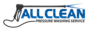 All Clean Pressure Washing Logo